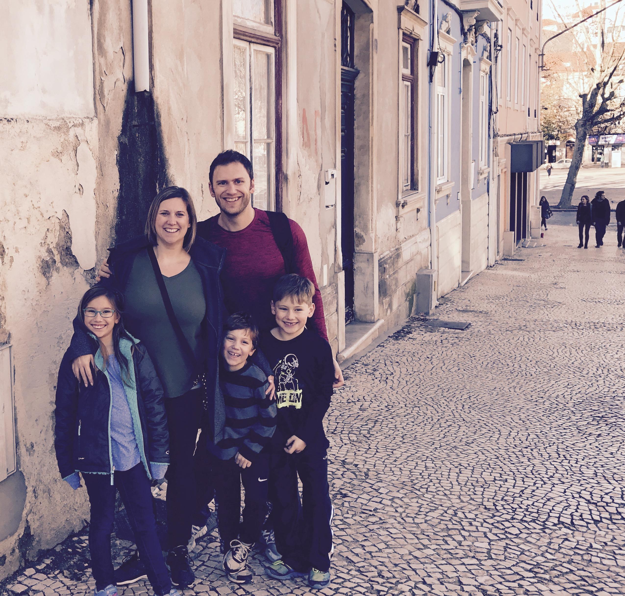 Barlow Family - Family Passport