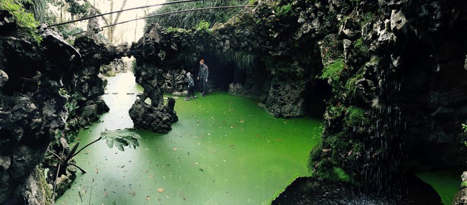 Quinta da regaliera portugal grotto