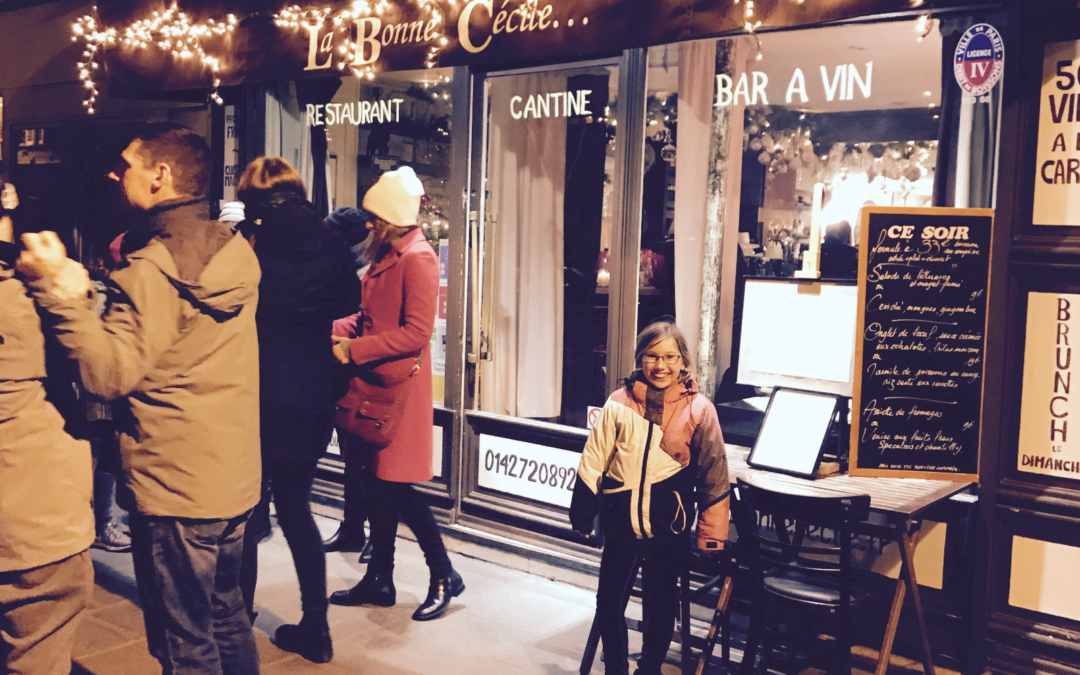 7 family friendly Restaurants in Paris