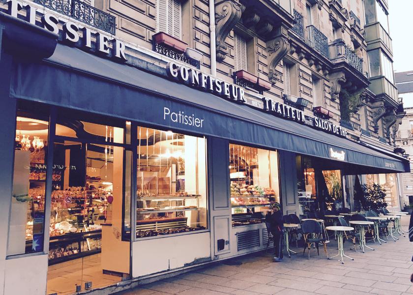 La Bonne Cecile Paris France