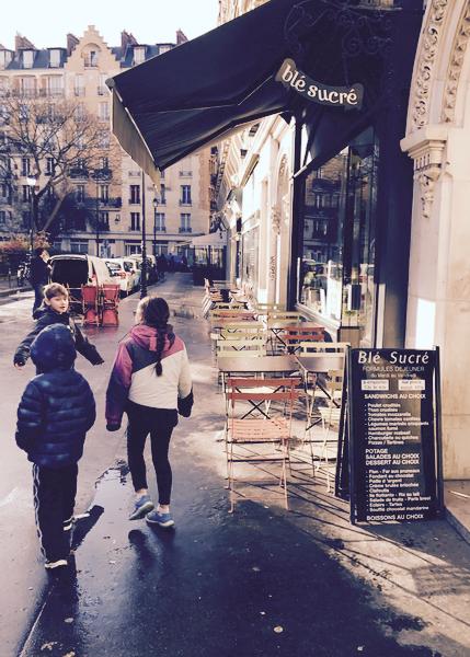 La Bonne Cecile Paris France - European Restaurant
