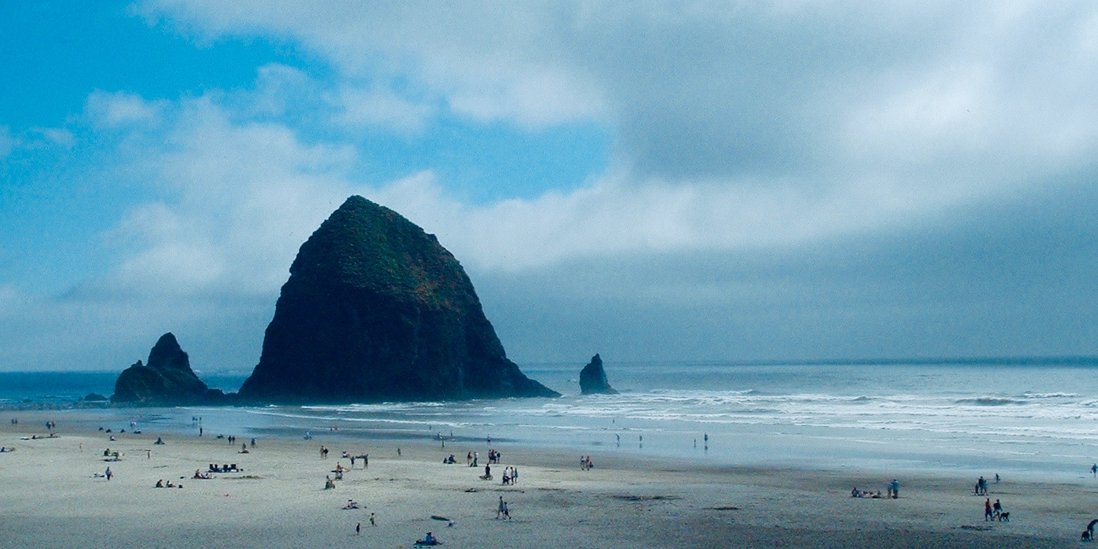 Cannon Beach Oregon Coast with Kids and Family